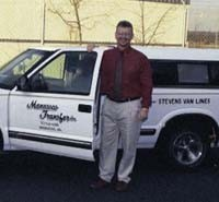 Sales agent at Manassas Moving Company